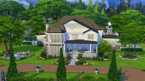 4 family homes my sims 4 blog family home by tiki