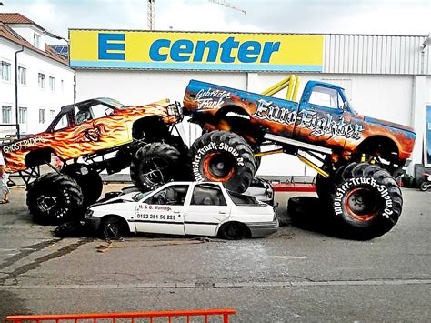 monster truck show fresno ca sch 246 mberg monster truck show am sonntag in sch 246 mberg