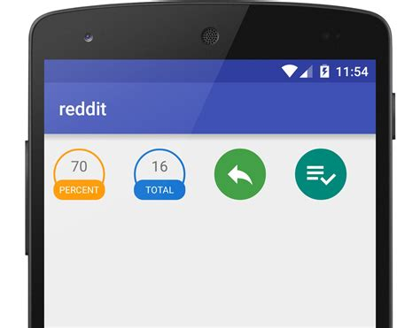 reddit android dev create some fancy reddit framelayout design android development