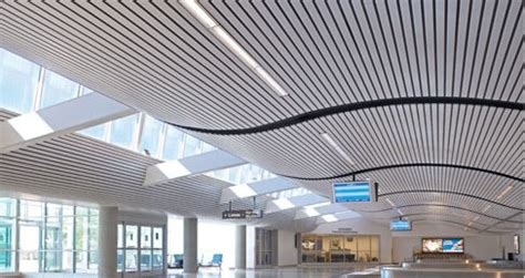 Armstrong Metal False Ceiling by Metalworks Linear Ceilings Armstrong World Industries
