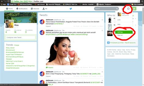 cara membuat akun twitter baru cara daftar twitter dgn cepat bagaimana cara daftar email baru newhairstylesformen2014 com