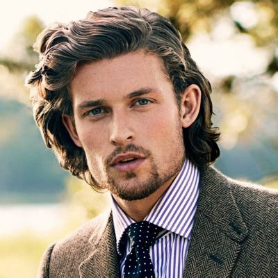 boys with long chin the best hairstyles for long hair the idle man