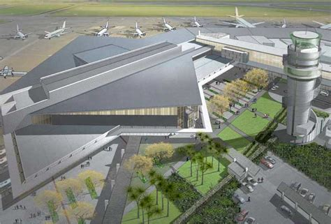 layout of airport terminal building christchurch airport regional terminal building e architect