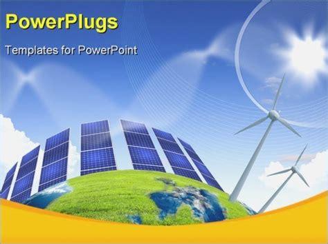 Solar Energy Powerpoint Presentation Free Download Pontybistrogramercy Com Solar Panel Powerpoint Template