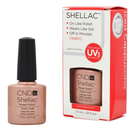 Creative Nail Products by Colors A L Cnd Shellac Uv Gel Creative Nail 25 Oz