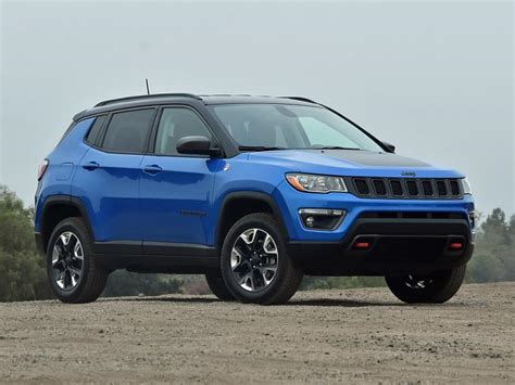 jeep crossover black ratings and review 2017 jeep compass trailhawk ny daily