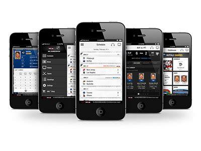 nhl mobile victor hwang nhl gamecenter mobile app