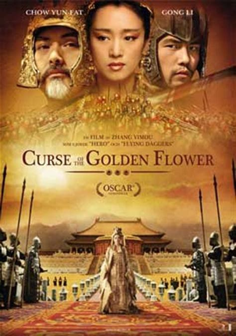 Chinese Film Golden Flower | curse of the golden flower 2006 chinese movie popcorn