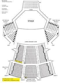 seating plan concert limerick