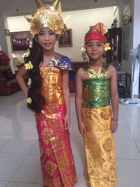 Baju Adat Baju Karnaval Anak Baju Bali pakaian adat bali baju daerah bali baju adat bali sewa kostum anak jakarta