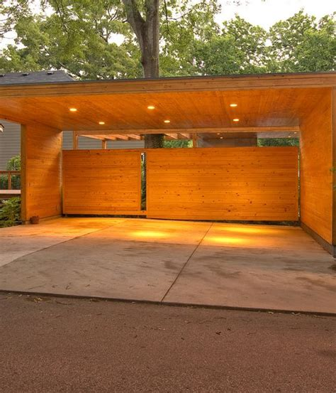 Carport Lights mobile homes recessed light and cars on