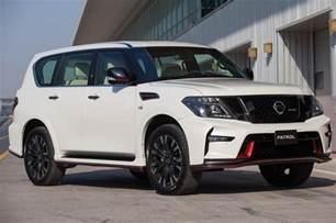 Nissan Patrol Nissan Patrol Size Suv Gets Nismo Treatment