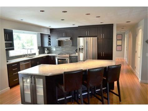 split level kitchen island open kitchen with angle island split level house things open kitchens kitchens
