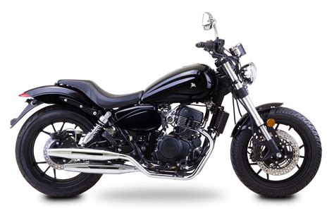 125 E Motorrad by Rcr 125 Romet Malta