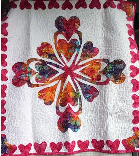 Handmade Hawaiian Quilts For Sale - hawaiian quilt by skylersnana on etsy 85 00