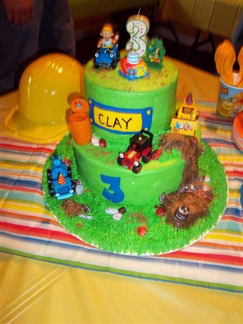 bob  builder cakes decoration ideas  birthday cakes