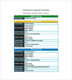 conference call meeting agenda template 8 conference agenda templates free sle exle