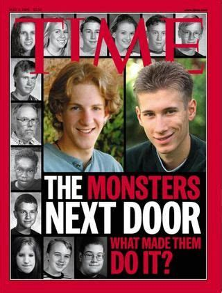 Following The 1999 Columbine Tragedy The Cover Article