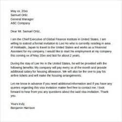 sle invitation letter schengen visa germany wedding