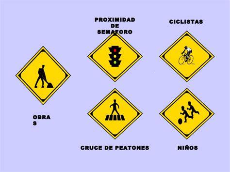 imagenes de simbolos viales se 241 aletica de transito