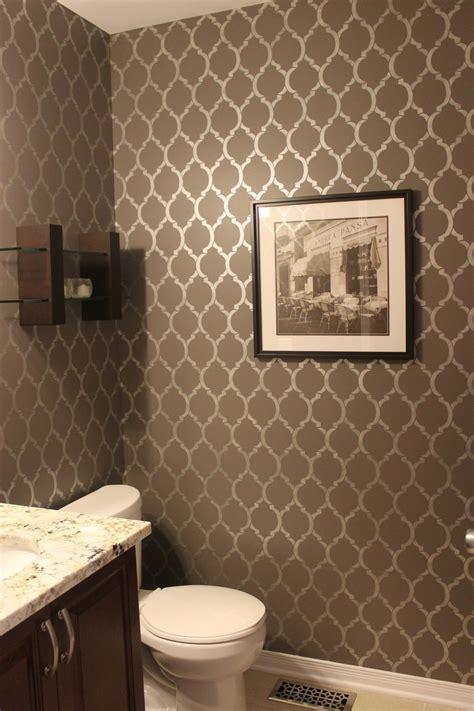 pinterest wallpaper powder room pinterest