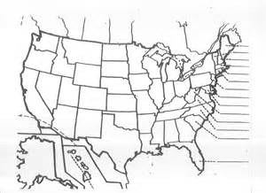 blank united states map worksheet davezan
