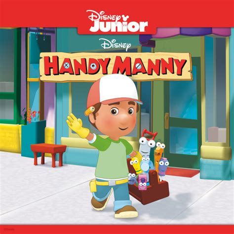 Handy Manny Paint handy manny vol 1 on itunes