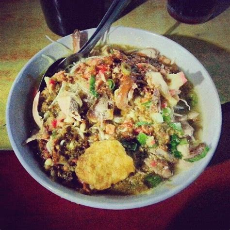soto gombong jawa tengahindonesia photo