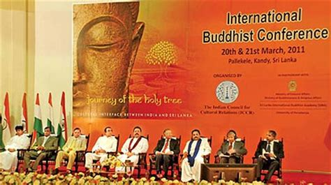 buddhist themes in literature president inaugurates buddhist conference parley further