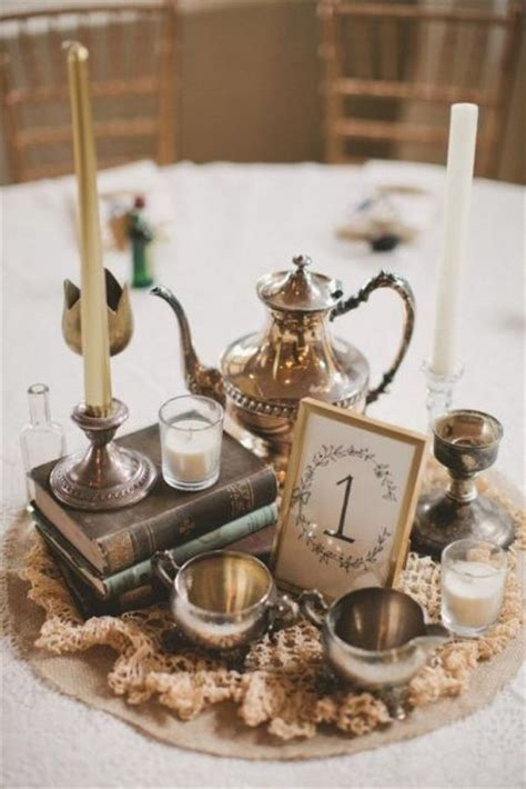 table centerpiece ideas for 22 teapot table centerpiece ideas for your wedding