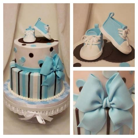 boy baby shower cake my cakes pinterest