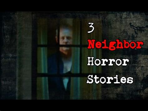 tattoo nightmares stories real 3 true neighbor horror stories youtube