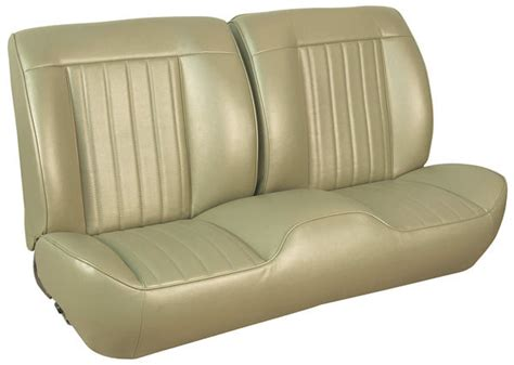 sports bench seats tmi 1968 chevelle sport seats front bench upholstery and