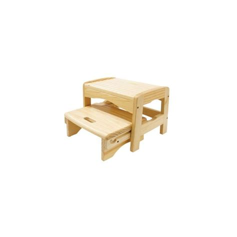Safety 1st Wooden 2 Step Stool by Safety 1st Wooden 2 Step Stool