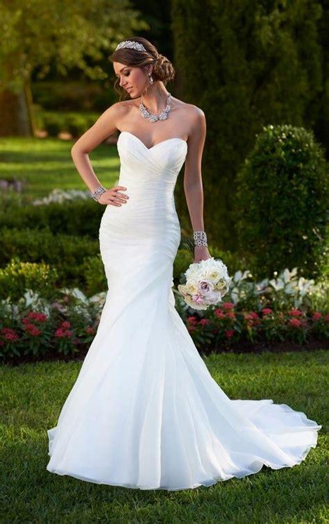 best 25 asymmetrical wedding dresses ideas on pinterest