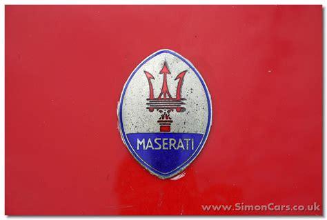 Maserati Badge by Simon Cars Maserati Cars