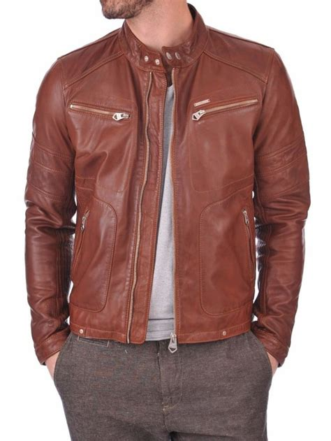 genuine leather motorcycle 25 b 228 sta lambskin leather jacket id 233 erna p 229 pinterest