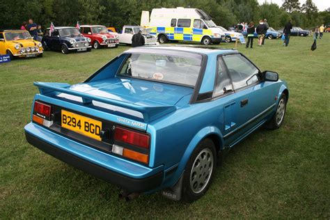 1985 toyota mr2 information and photos momentcar