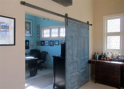 sliding barn door for home architectural accents sliding barn doors for the home