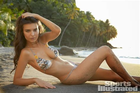 emily ratajkowski 2018 calendar sports illustrated swimsuit 2015 body paint new calendar template site