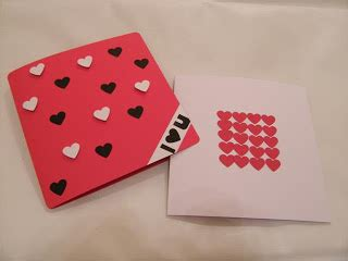 Handmade Cards For Valentines Day - valentines ecards handmade cards handmade card