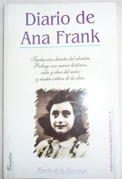 pdf libro el diario de mama descargar el diario de ana frank pdf descargar gratis
