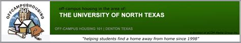 Unt Search Denton Universities Denton Roommate Finder Cus Student Housing Apartments