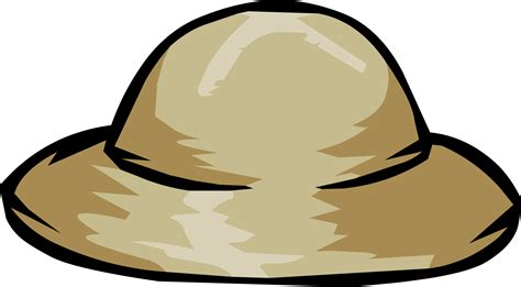 safari hat club penguin wiki fandom powered by wikia