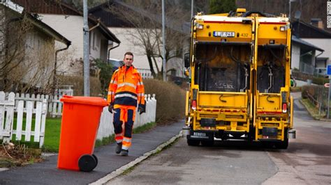 Drove The Garbage Truck why volvo s self driving garbage truck spends most of its
