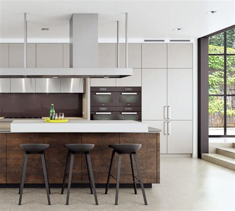 Kitchen With Island Design industrial style kitchens what are the key elements