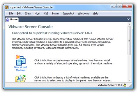 vmware server console connect to vmware server console ssh