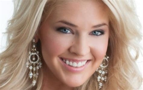theresa vail tattoo miss america contestant theresa vail s becomes