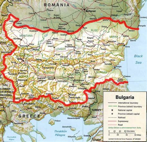 bulgaria on a world map bulgaria map map all maps of the world