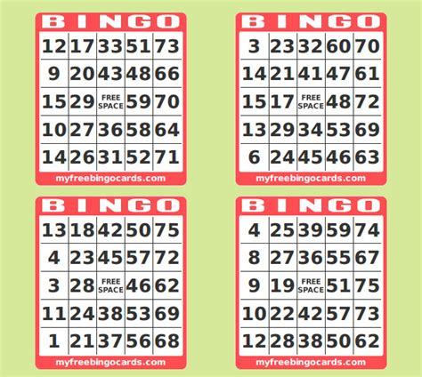 free printable number bingo cards 21 bingo card designs jpg vector eps ai illustrator